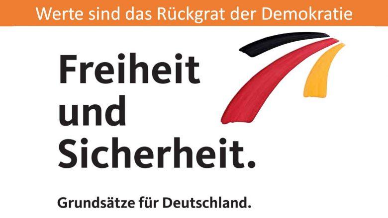 werte (Wertekatalog der CDU)
