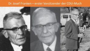 josef-franken (CDU-Much Gründer: Dr. Josef Franken)