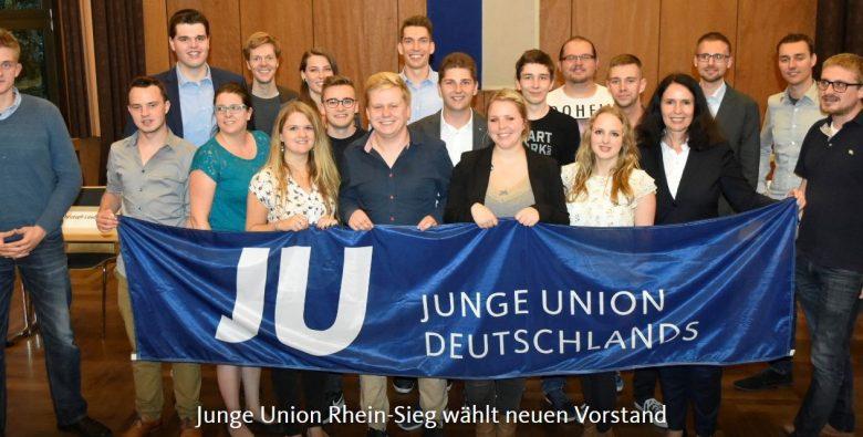ju-rsk (Junge Union Rhein-Sieg wählte neuen Vorstand)