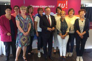mit-ministerpraesident-laschet (Frauen Union NRW feiert 70-jähriges Bestehen)