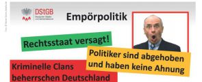 dstgembund (Studie des DStGB belegt: Vertrauen in Politik scheint gefährdet)