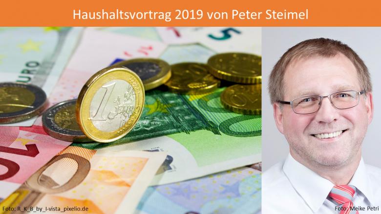Haushaltsrede 2019