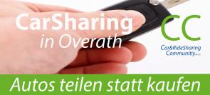 carsharingoverath (Umweltschonende Mobilität aus Overath)