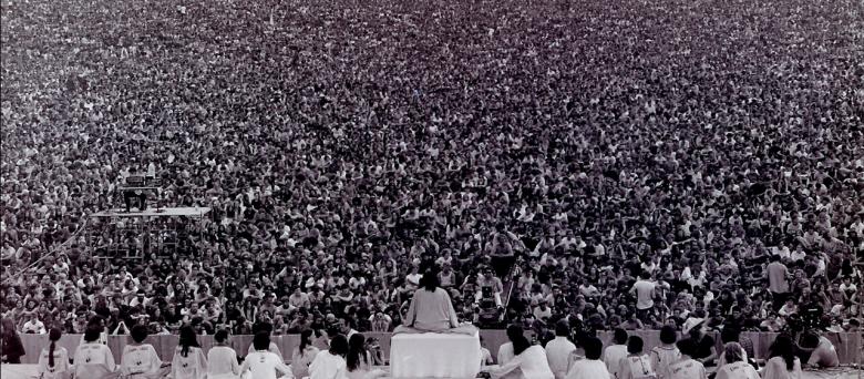 woodstock69-1 (August 1969: Woodstock hinterlässt eine Botschaft)