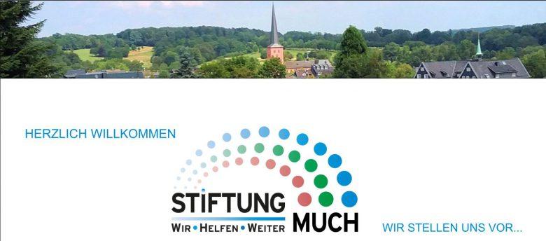 """stiftung-much (Vorstellung von """"Stiftung Much"""" im Rat der Gemeinde)"""