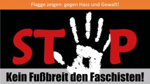 afd-demo2020 (CDU-Much mit dabei: Demonstration gegen Rechts)