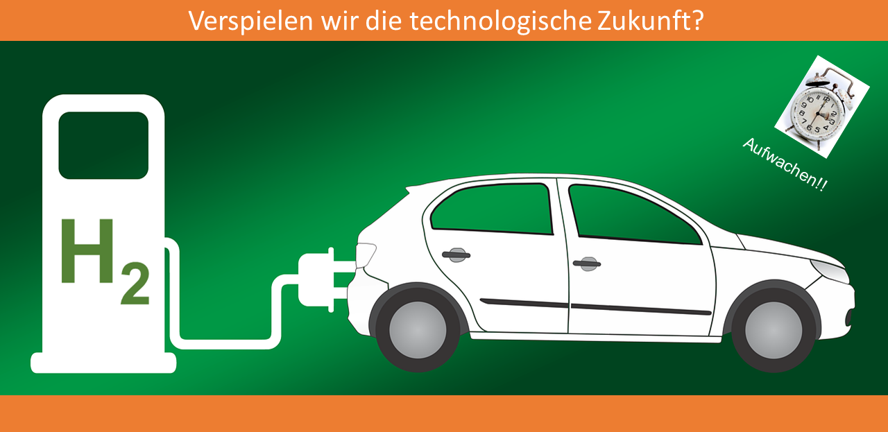 brennstoffzelle (Gegen die Brennstoffzelle: eine weitere Fehlentscheidung?)