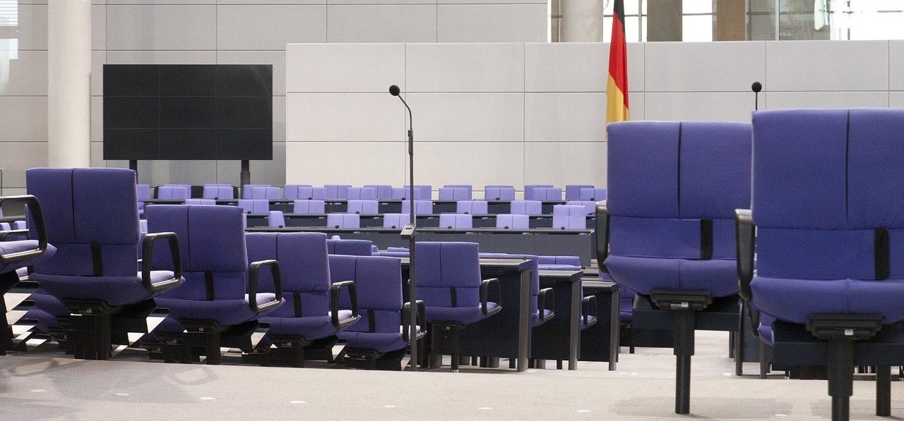 bundestag-732071_1280 (Spannungsverhältnis Lobby – Politik)