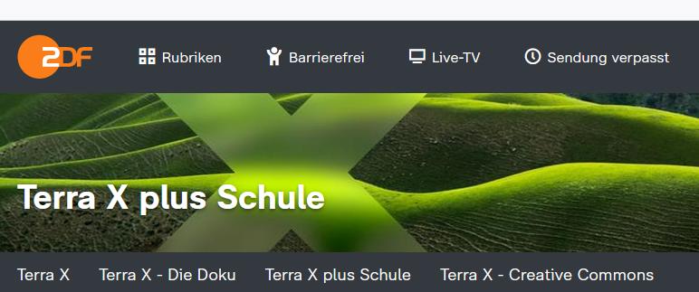 terrax-schule (TERRA X: Lebendiges Lernen mit Dokus & Videos)
