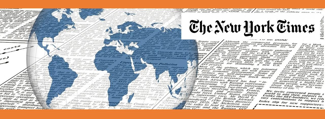 """nytimes (New York Times: """"Die Deutschen lieben langweilig."""")"""